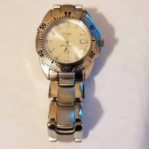 Fossil Men's Stainless Steel Watch  PR 5104